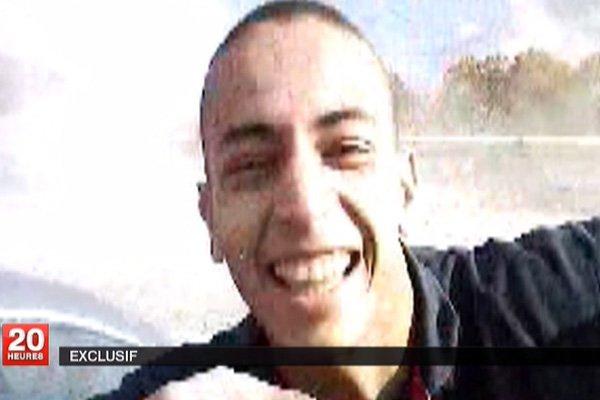 Les 11, 15 et 19 mars, Mohamed Merah... (Photo: Archives Reuters/France 2)