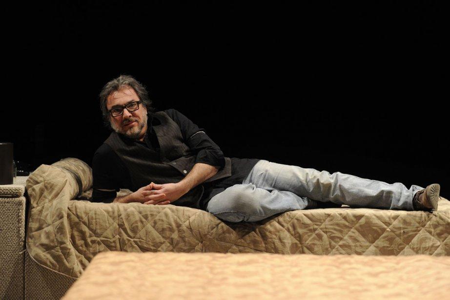Christian Bégin... (Photo: Bernard Brault, La Presse)