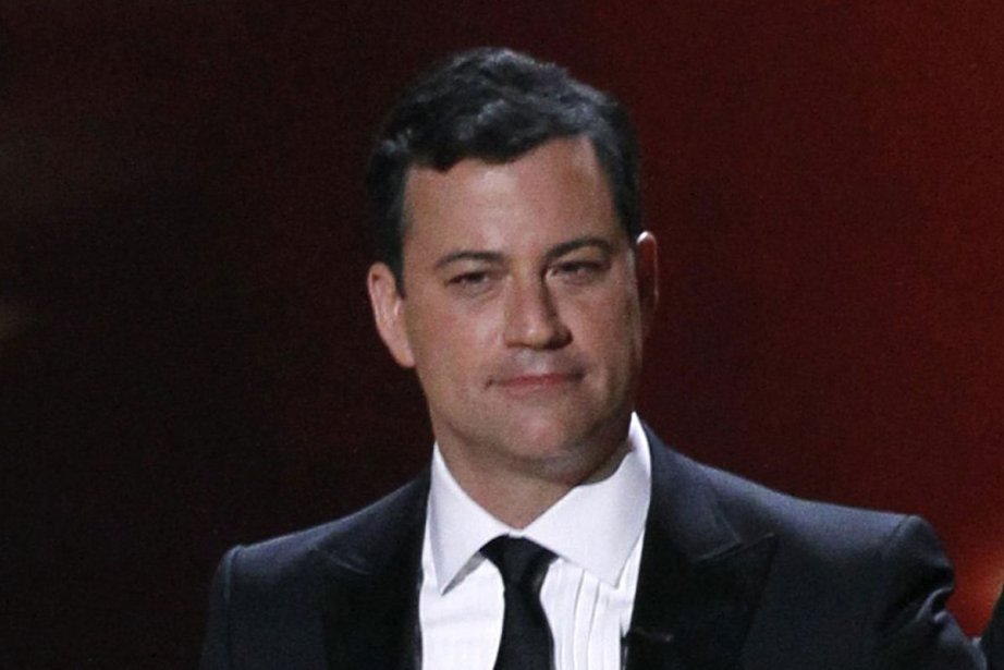 Jimmy Kimmel... (Photo: Archives Reuters)
