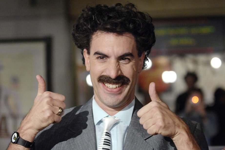 Borat, ce long métrage sorti sur les écrans... (Photo: Phil McCarten, Reuters)