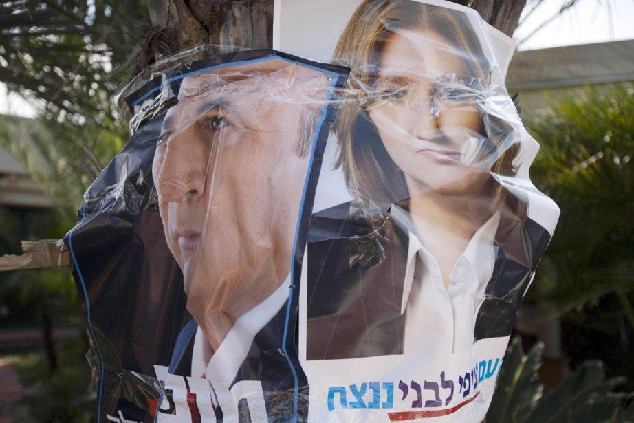 Les derniers sondages ne créditent Kadima que de... (Photo: Menahem Kahana, AFP)