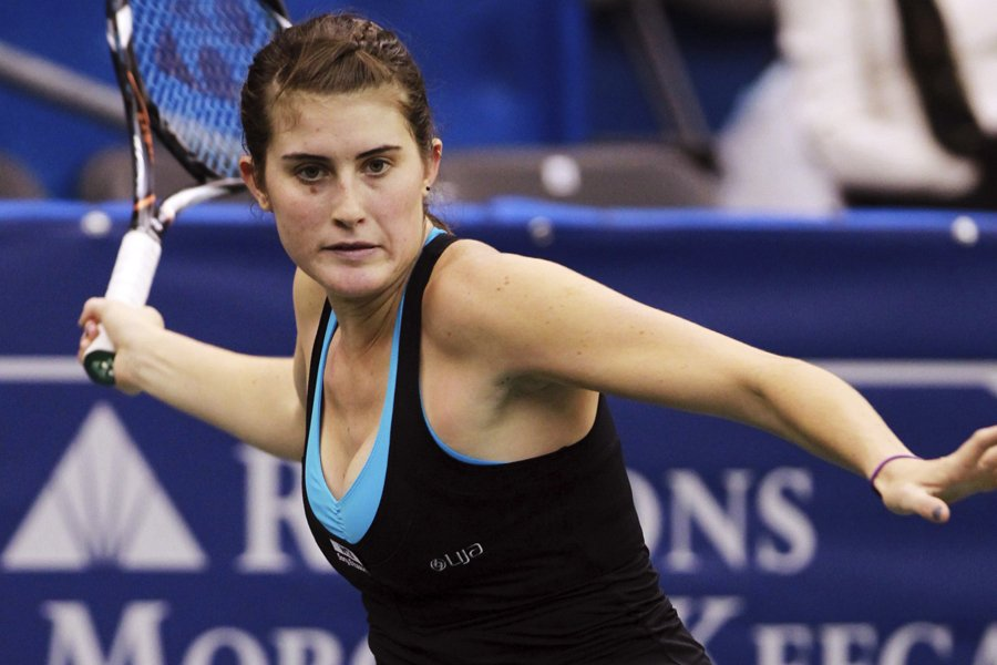 Rebecca Marino... (Photo: Reuters)