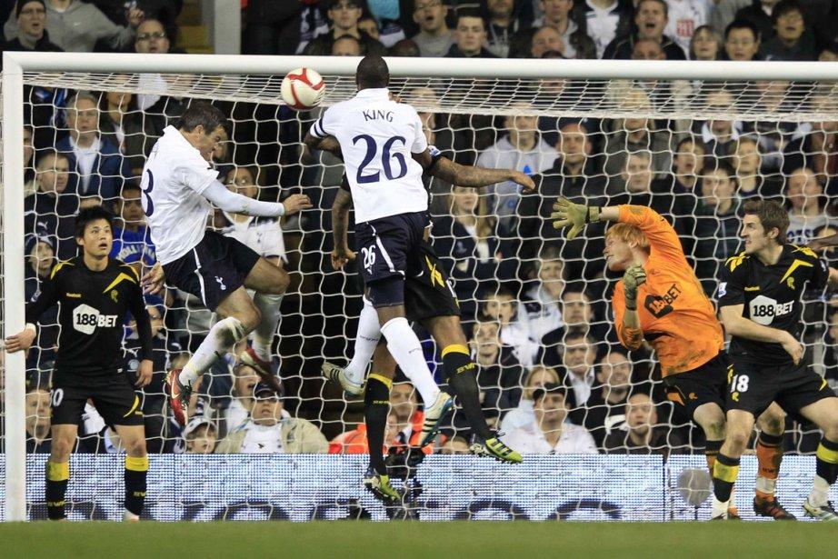 Les «Spurs» ont fait la différence grâce à... (Photo : Eddie Keogh, Reuters)