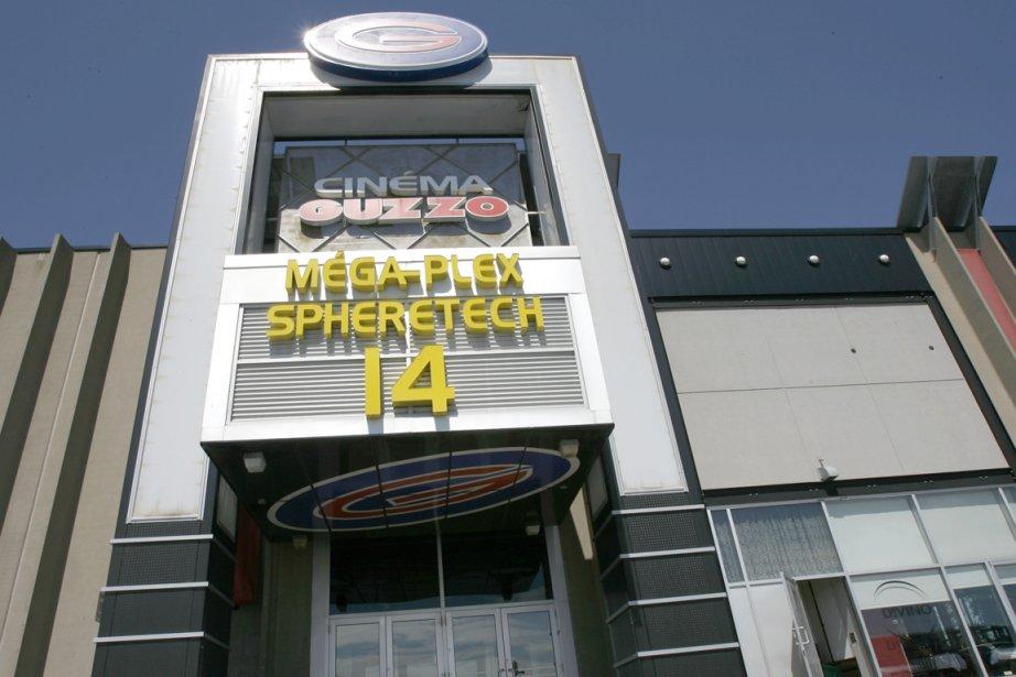 L'investissement IMAX de Guzzo s'ajoute aux 15 millions... (Photo Patrick Sanfaçon, archives La Presse)