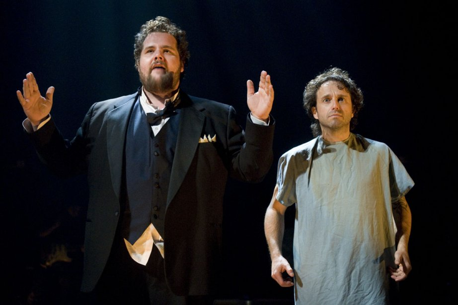 La reprise de Tout ça m'assassine au Théâtre... (Photo fournie par la production)