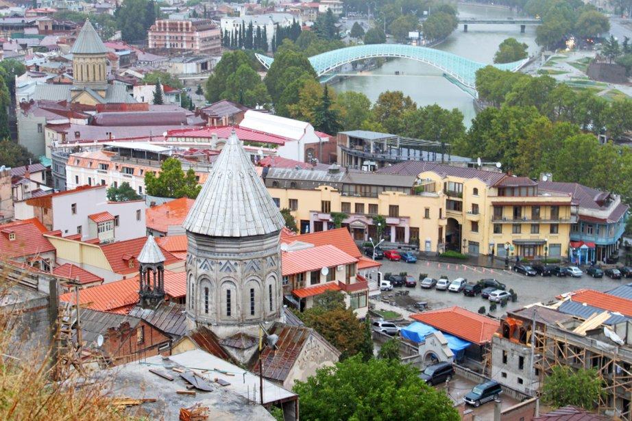 Les autorités géorgiennes sont en train de relancer... (Photo Photos.com)