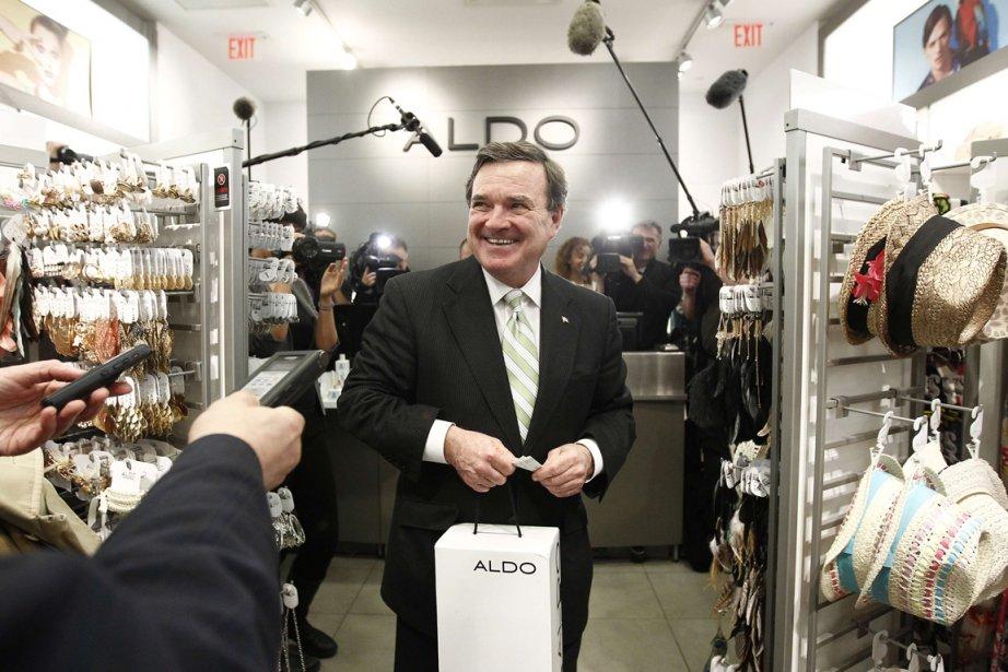 Jim Flaherty... (Photo Reuters)