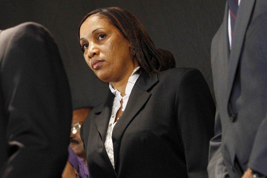 Pendant une heure, un des avocats de Dominique... (Photo: Shannon Stapleton, Reuters)