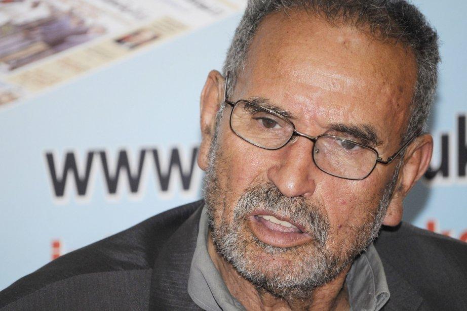 Mohamed Benallal Merah, le père du tueur, qui... (Photo: AP)
