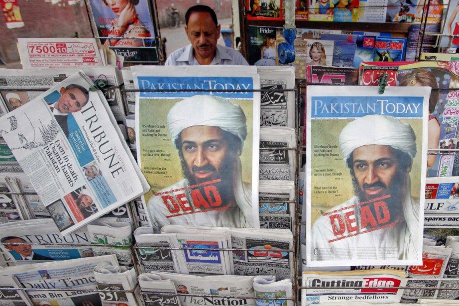 Le docteur Shakeel Afridi, aujourd'hui emprisonné, a été... (Photo: Mohsin Raz, Archives Reuters)