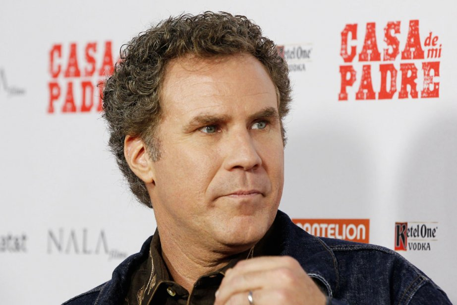 Will Ferrell... (Photo: Fred Prouser, Archives Reuters)