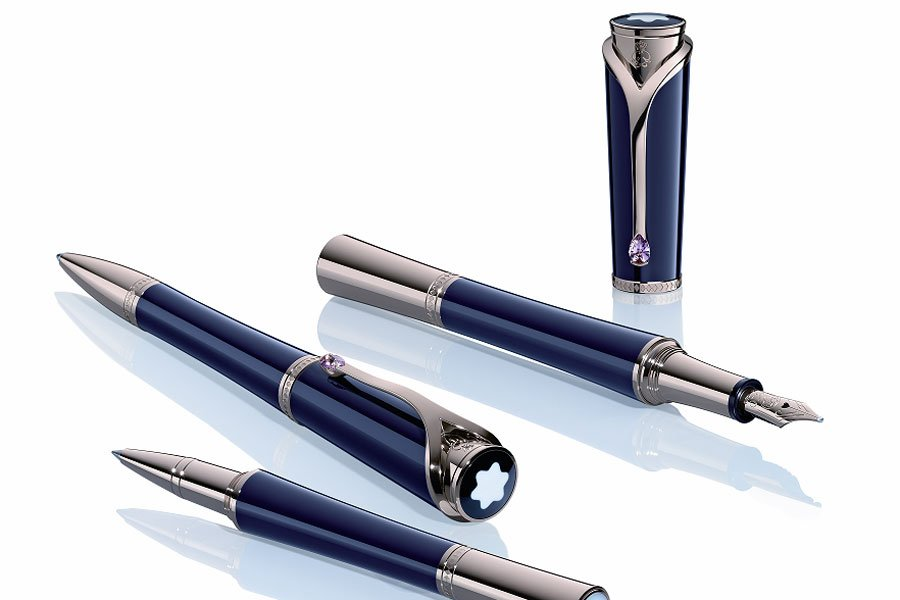 La Maison Montblanc lance la Collection... (Photo fournie par Montblanc)