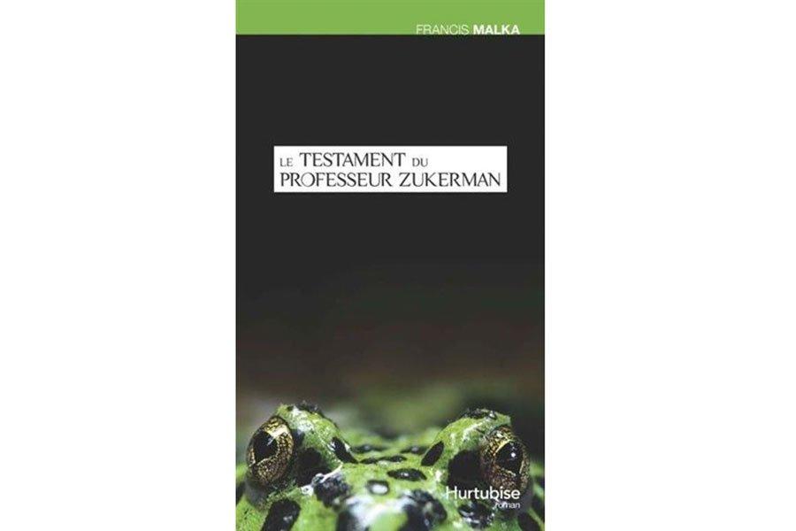 Le professeur Zukerman est un scientifique fantasque qui s'est mis en tête de...
