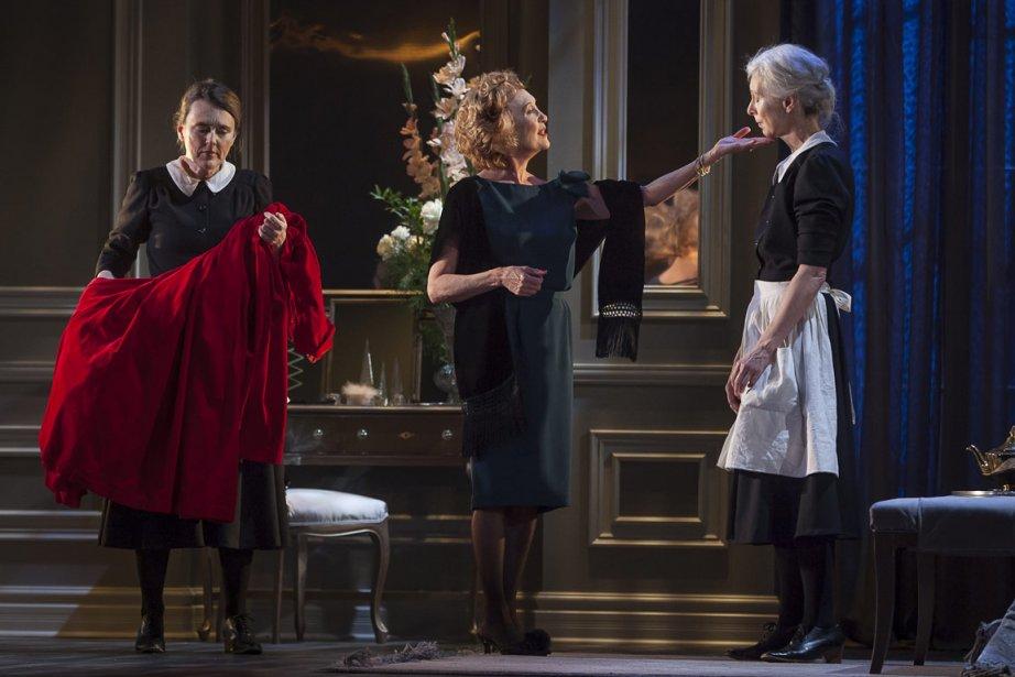 Béland a habilement dirigé trois actrices parfaites pour... (Photo: Olivier Pontbriand, La Presse)