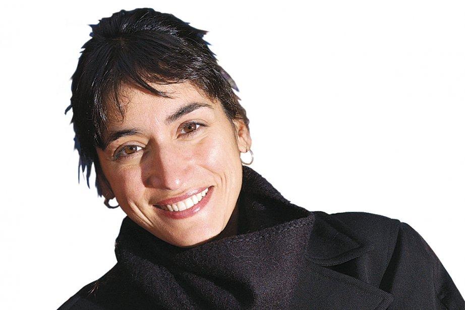 Geneviève Rochette, cofondatrice des... (Photo: Bernard Brault, La Presse)