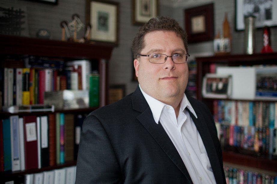 Le planificateur financier Martin Dupras, de ConFor financiers.... (Photo : Edouard Plante-Fréchette, La Presse)