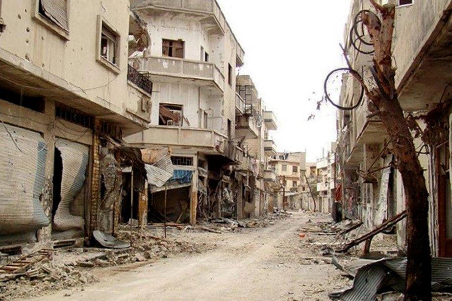 Le régime syrien a affirmé avoir gagné «une fois pour toutes» la bataille...