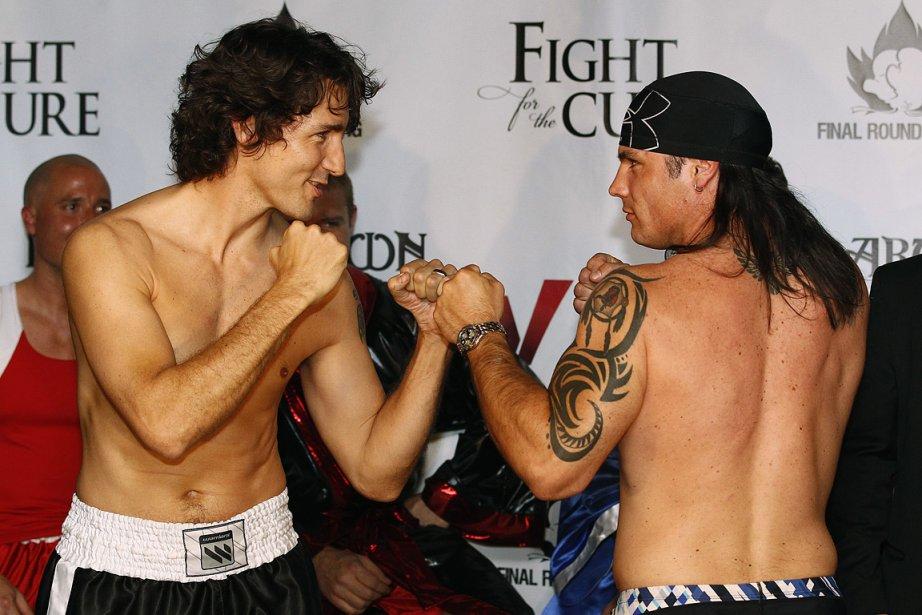 Justin Trudeau affrontera Patrick Brazeau dans un combat... (Photo: Reuters)