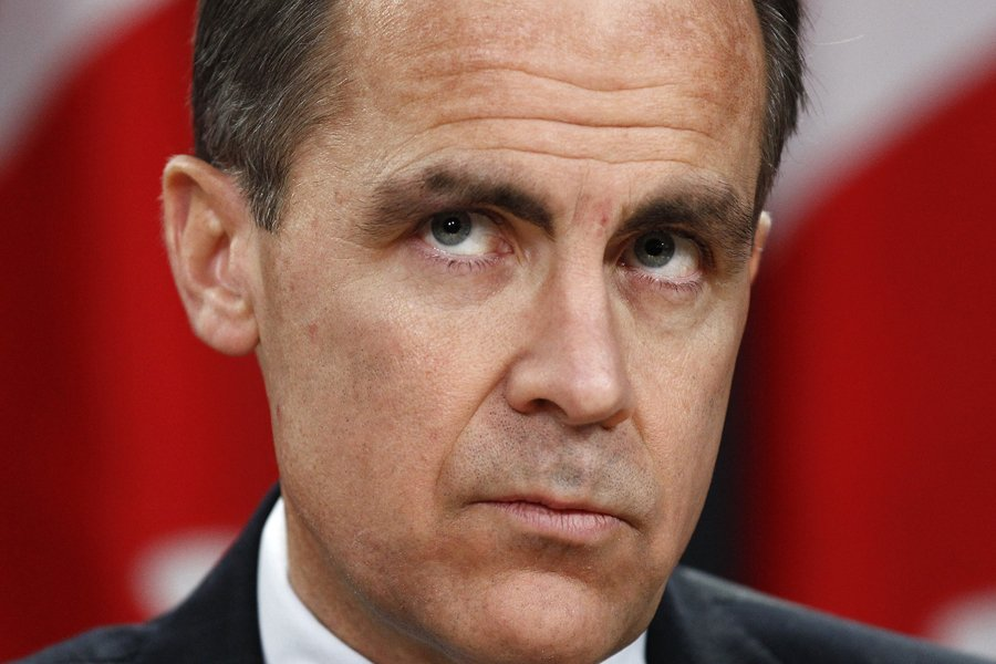 Le gouverneur de la Banque du Canada, Mark... (Photo: Reuters)