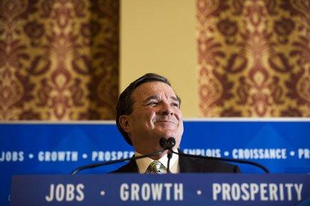 Dans le budget déposé jeudi dernier par Jim... (Photo: PC)