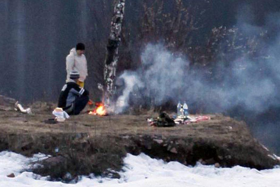 La maîtrise du feu pourrait avoir été un... (Photo AFP)