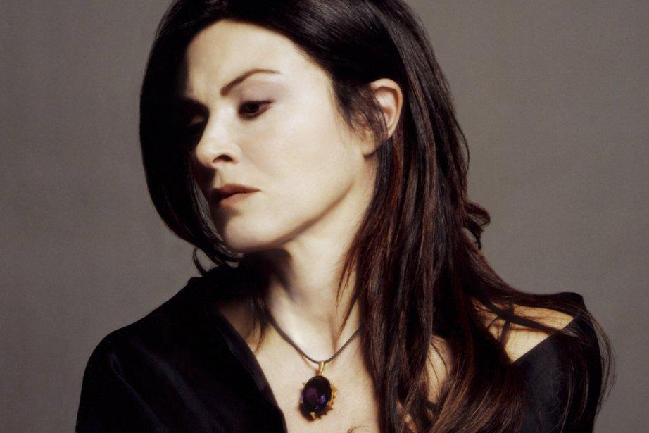 La soprano Anna Caterina Antonacci.... (Photo: Serge Derossi, fournie par la Société d'art vocal de Montréal)