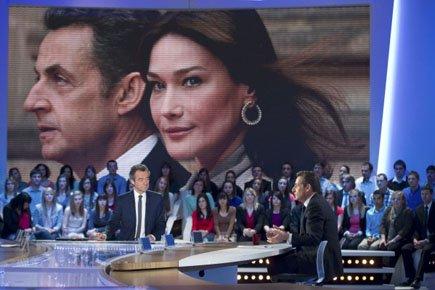 L'ex top-modèle Carla Bruni-Sarkozydénonce «la... (Photo: Reuters)