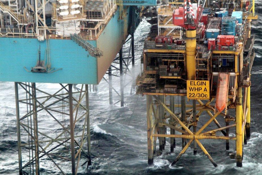 Le groupe pétrolier a identifié deux actions pour... (Photo: Reuters/Total E&P)