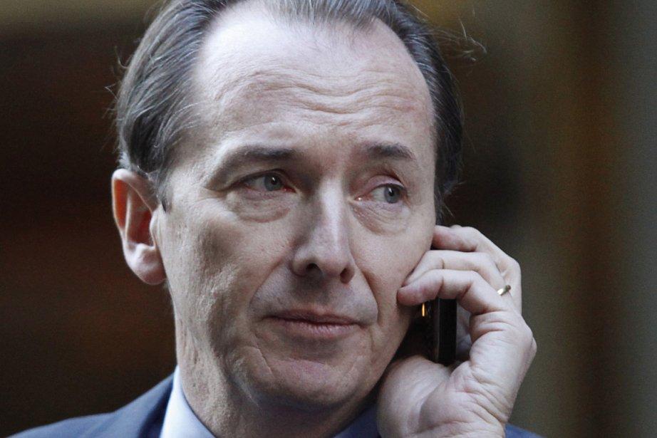 James Gorman, qui était directeur général en 2011,... (Photo : Jessica Rinaldi, Reuters)