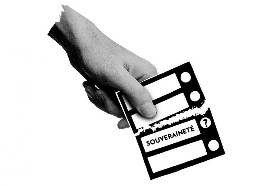 Les francophones moins fortunés semblent moins souverainistes. Selon un sondage...