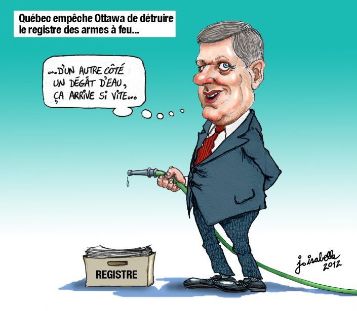 Caricature du 10 avril | 10 avril 2012
