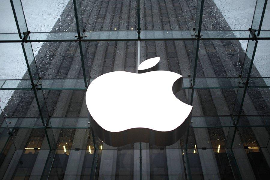 Le titre d'Apple s'est apprécié de 59% depuis... (Photo: Reuters)