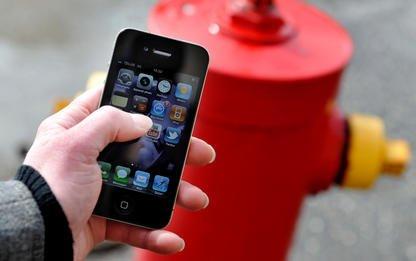 Les abonnés au cellulaire se sont fait berner... (Imacom, Frédéric Côté)