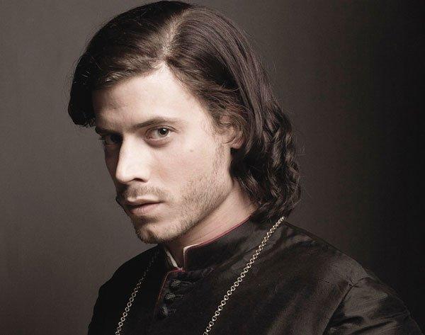 François Arnaud incarne Cesare Borgia dans la série... (Courtoisie)