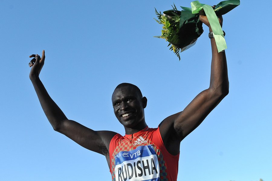 Le champion du monde du 800 mètres, le... (Photo: AFP)