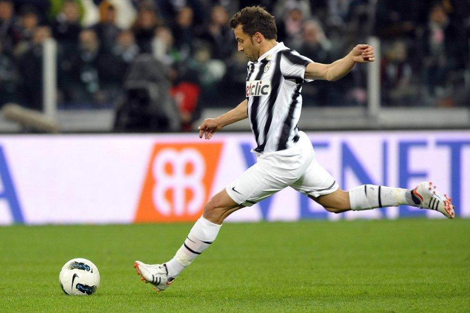 La Juventus Turin a vaincu la Lazio Rome... (Photo : Giorgio Perottino, Reuters)