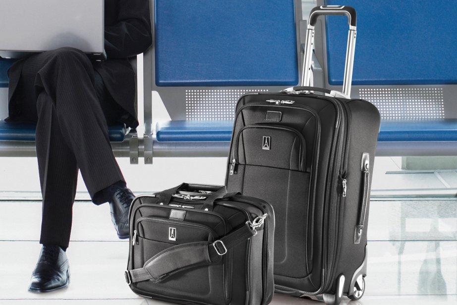 Pourquoi choisir une valise plutôt qu'une autre? Selon Eddy Amoroso, le...