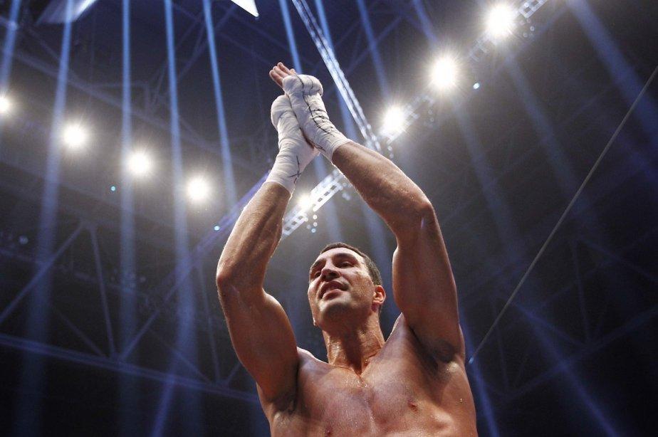 Vladimir Klitschko... (Photo: Reuters)