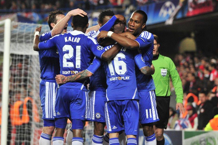 Chelsea avait perdu 1-0 lors de la précédente... (Photo : Glyn Kirk, AFP)