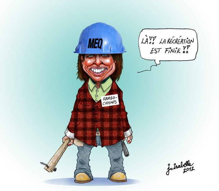 Caricature du 13 avril | 13 avril 2012
