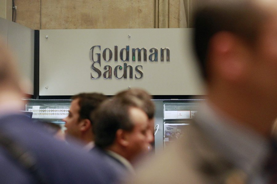 La banque américaine Goldman Sachs a cédé la totalité de sa... (Photo: Reuters)