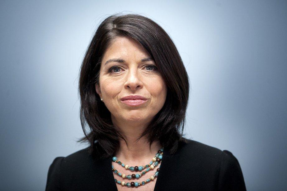 La ministre de l'Éducation, Line Beauchamp.... (Photo: Marco Campanozzi, La Presse)