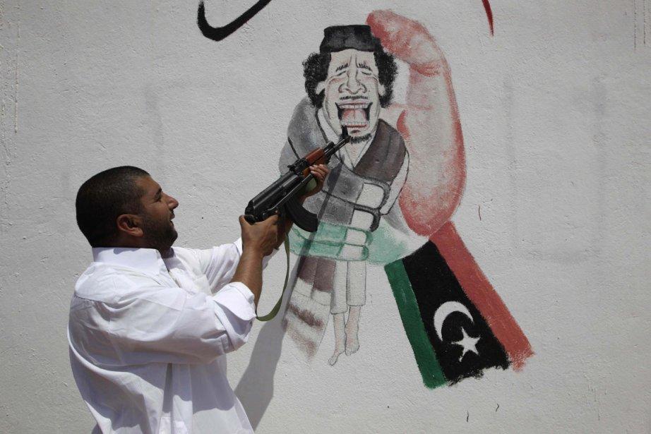 La Lybie prend à bras-le-corps le problème des... (Photo: Ammar Awad, archives Reuters)