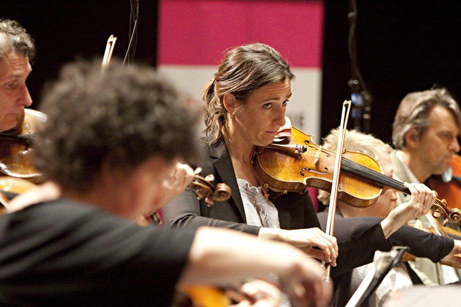 Sur cette photo de 2010, des musiciens de... (Photo: François Roy, archives La Presse)
