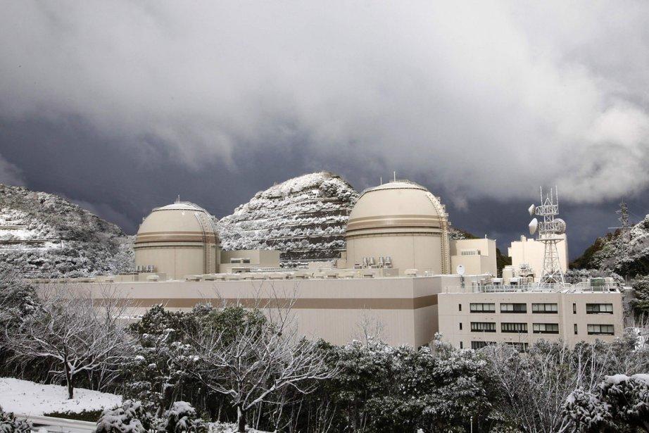Le complexe atomique d'Oi est exploité par la... (Photo: Reuters)