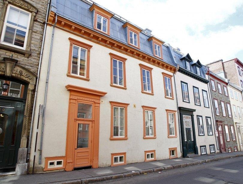 28, rue Saint-Ursule (Le Soleil, Yan Doublet)