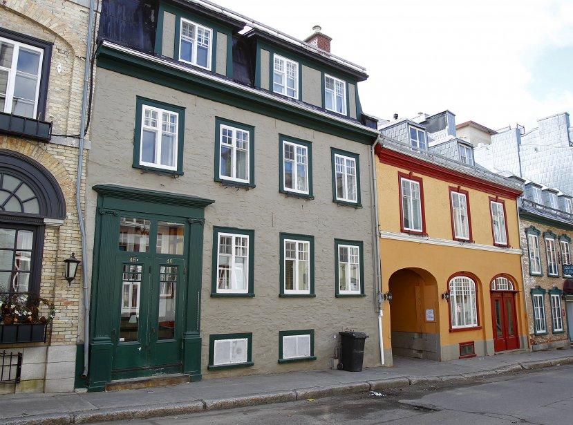 46, rue Saint-Ursule (Le Soleil, Yan Doublet)
