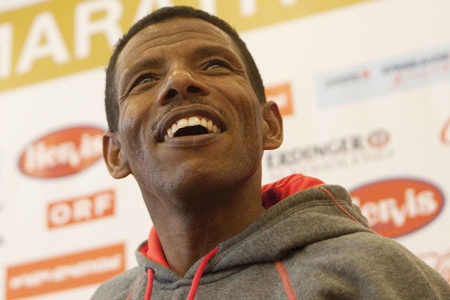 Haile  Gebreselassie... (Photo: AFP)