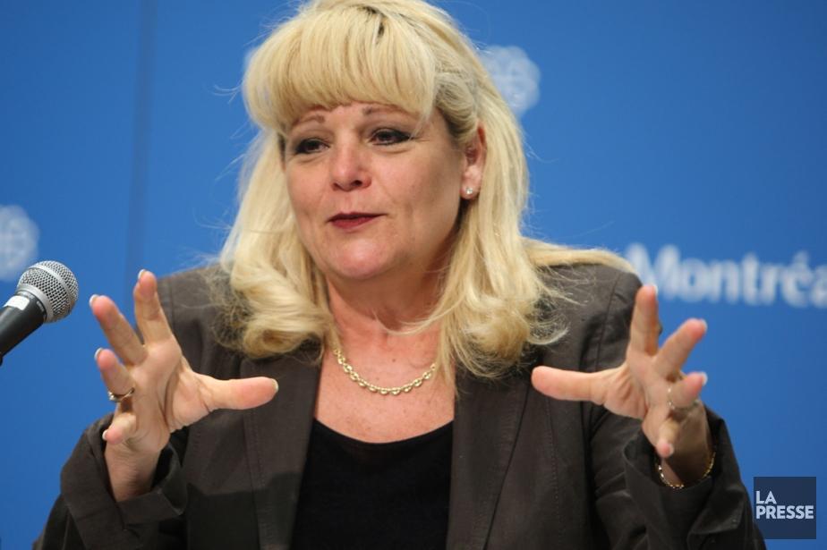 Johanne Savard, ombudsman de Montréal.... (Photo archives La Presse)