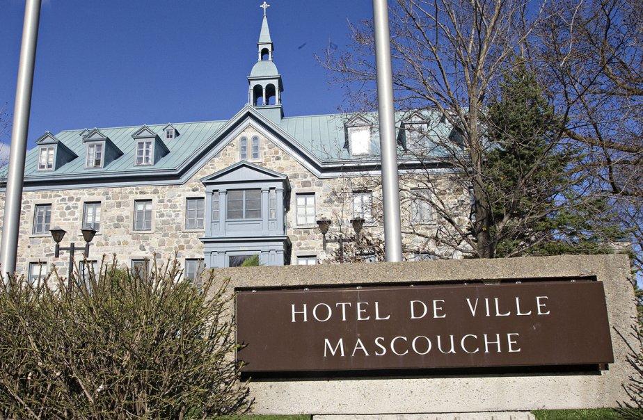 Hôtel de Ville de Mascouche.... (Photo Patrick Sanfaçon, La Presse)
